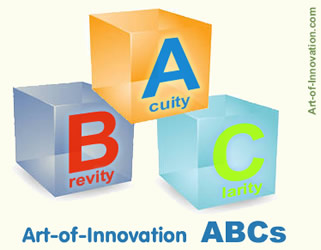 Innovation ABCs Foundation Blocks